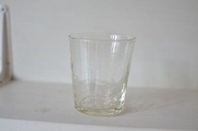 画像1: 石川硝子工藝舎 コップ(中)