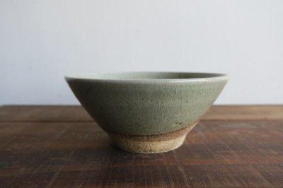 画像2: 陶器工房 壹 WAKUTA 4寸マカイ アッシュ