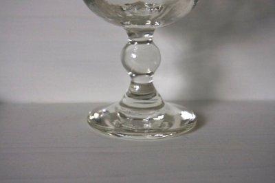 画像3: 石川硝子工藝舎 網目ワイングラス