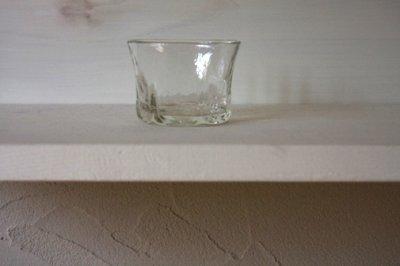 画像1: 石川硝子工藝舎 六角ぐい呑み