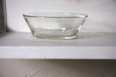 画像1: 石川硝子工藝舎 浅鉢(小)