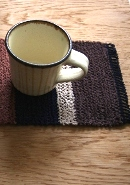 初お目見えの、手織り雑貨。