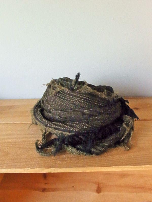 画像1: tamaki niime roots shawl (big)