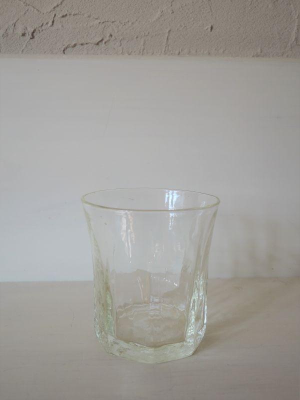 画像1: 石川硝子工藝舎 八角コップ