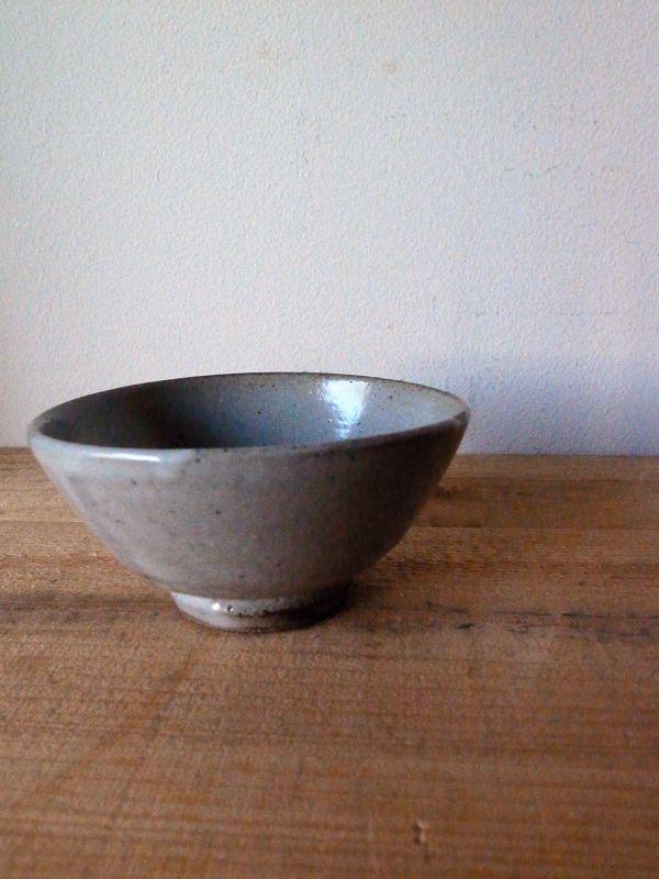 画像1: 寺村光輔 泥並釉 飯碗