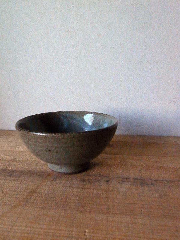 画像1: 寺村光輔 長石釉 飯碗