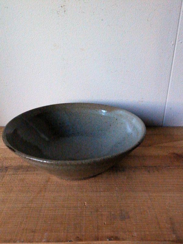 画像1: 寺村光輔 長石釉 7.5寸鉢