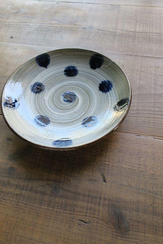 画像1: 室生窯 七寸皿