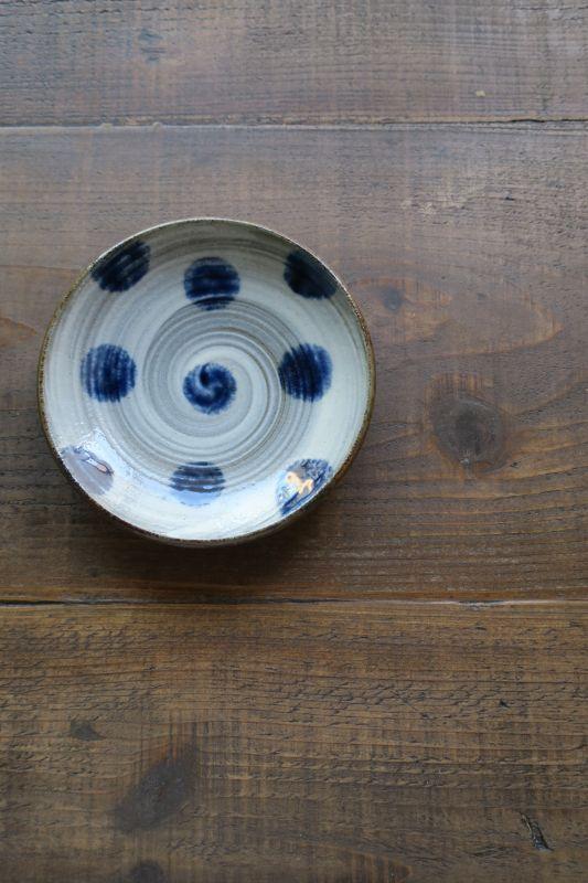 画像1: 室生窯 四寸皿