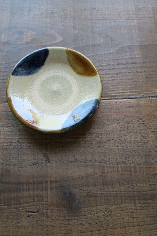 画像1: 田村窯 四寸皿
