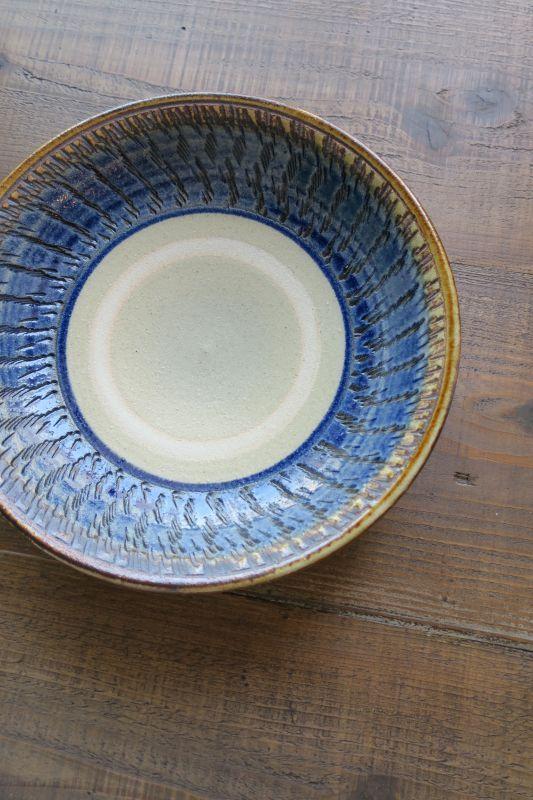 画像1: 田村窯 八寸皿