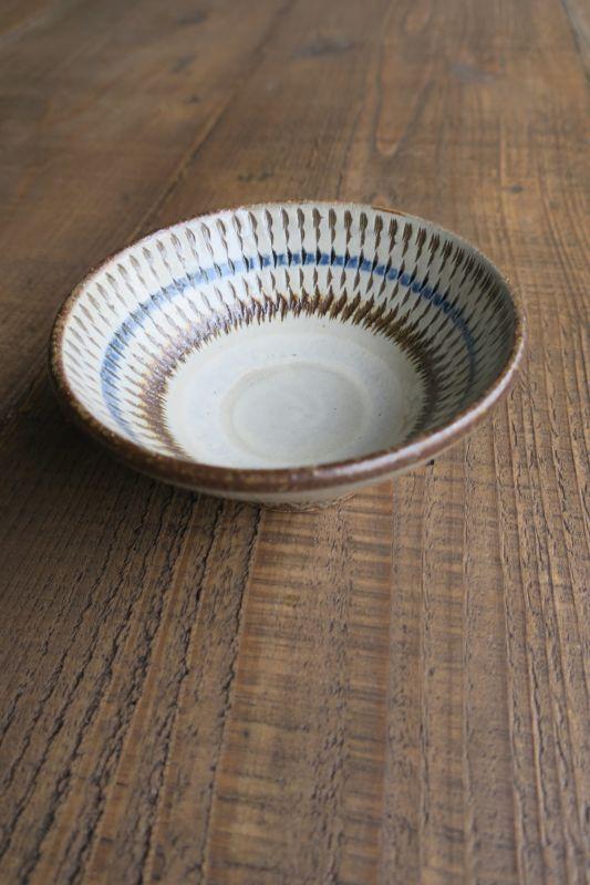 画像1: 小代焼ふもと窯 3.5寸鉢