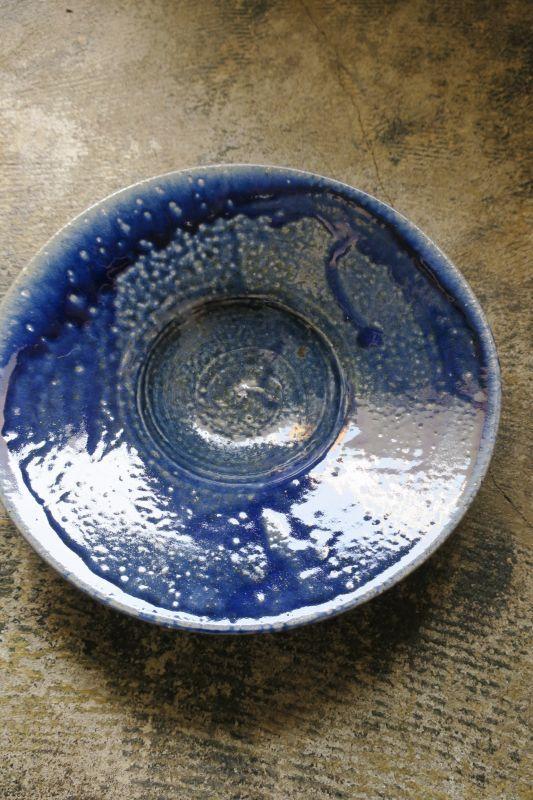 画像1: つくも窯・十場天伸 薪窯プレート