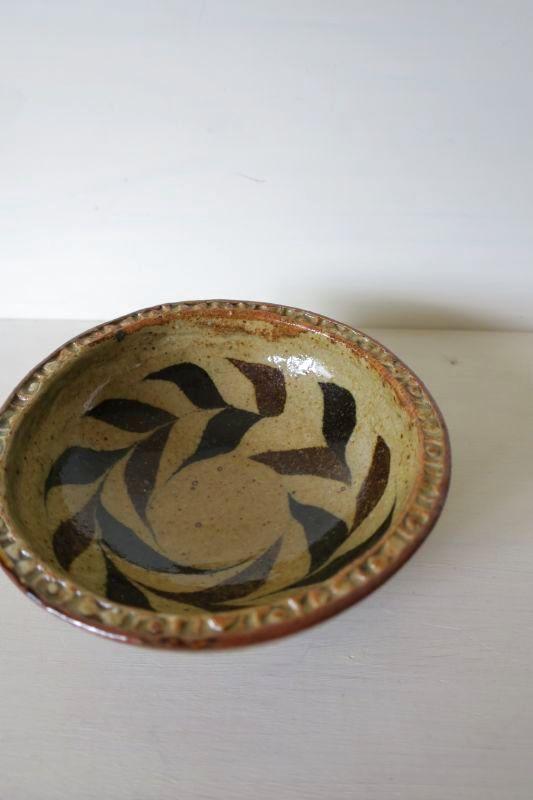 画像1: 掛谷康樹 練上小鉢(4寸)