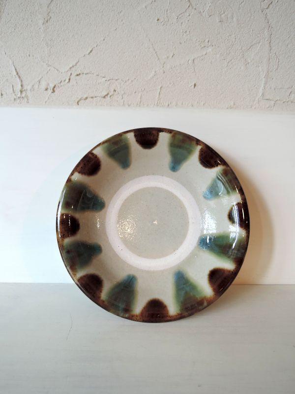 画像1: なかどまり工房 登川均 五寸皿