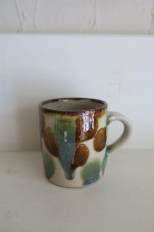 画像1: なかどまり工房  登川均 マグカップ