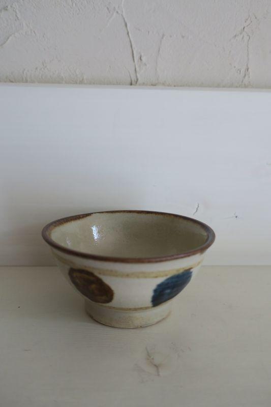 画像1: なかどまり工房 4寸マカイ( 茶碗)