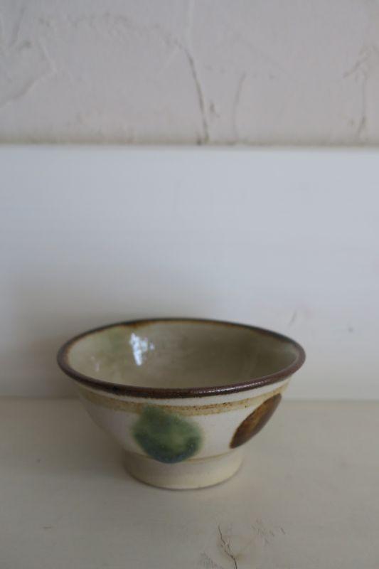 画像1: なかどまり工房  4寸マカイ(茶碗)