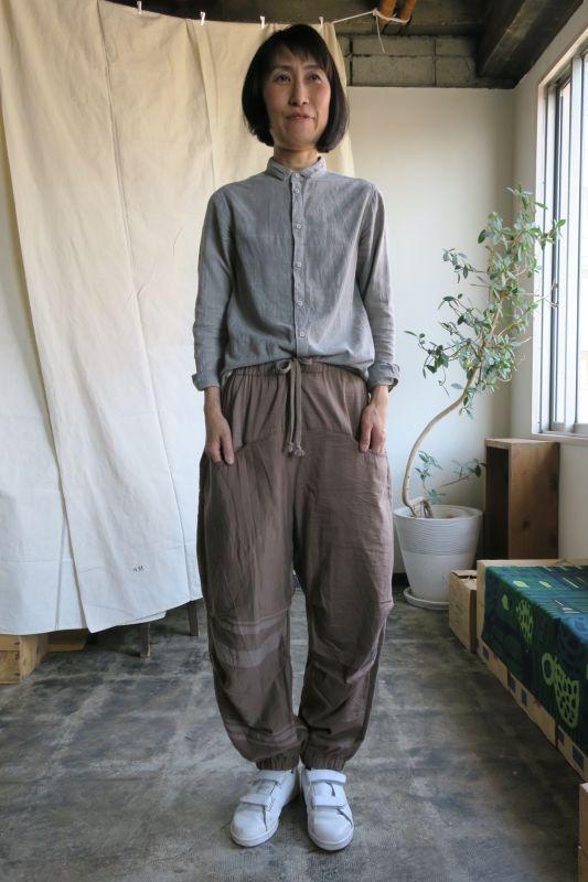 画像1: tamaki niime nica pants hoso (暦シリーズ 如月)