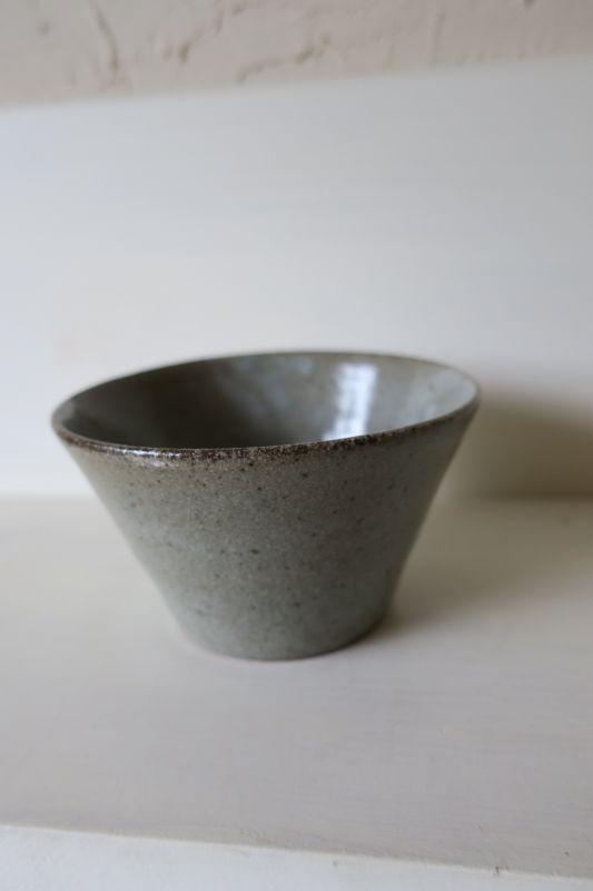 画像1: 寺村光輔 長石釉 深小鉢