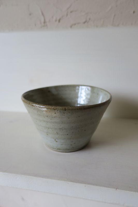 画像1: 寺村光輔 林檎灰釉 深小鉢
