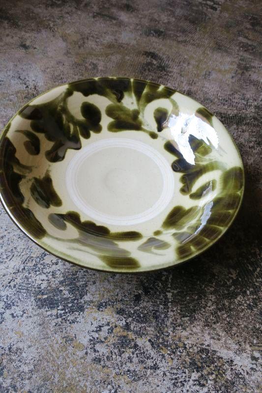 画像1: 横田屋窯 尺皿