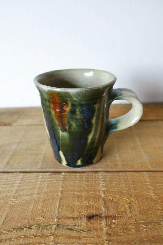 画像1: 横田屋窯 マグカップ 5