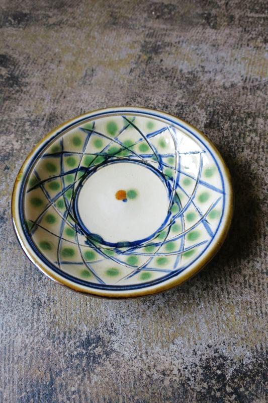 画像1: 福田健冶 6寸皿