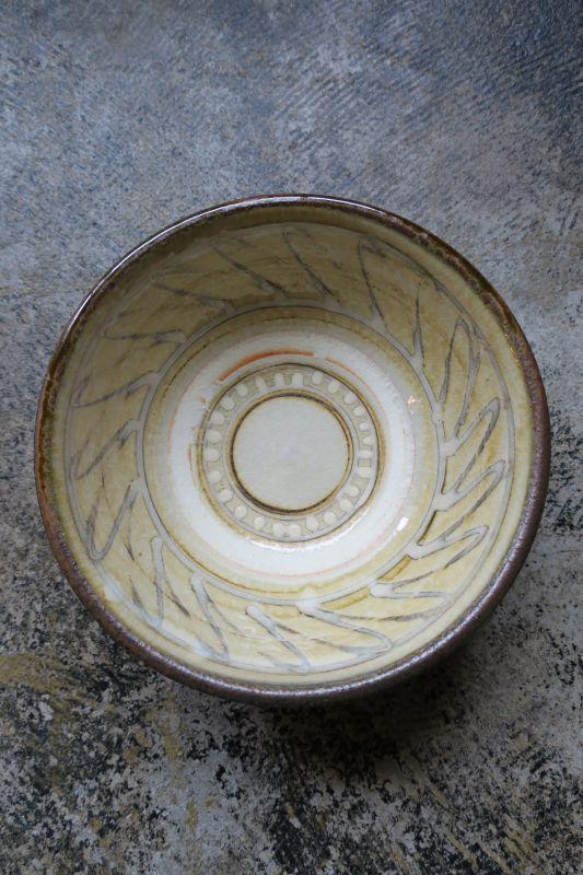 画像1: 小代焼ふもと窯 6.5寸鉢