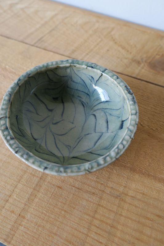 画像1: 掛谷康樹 練上手小鉢(4寸)