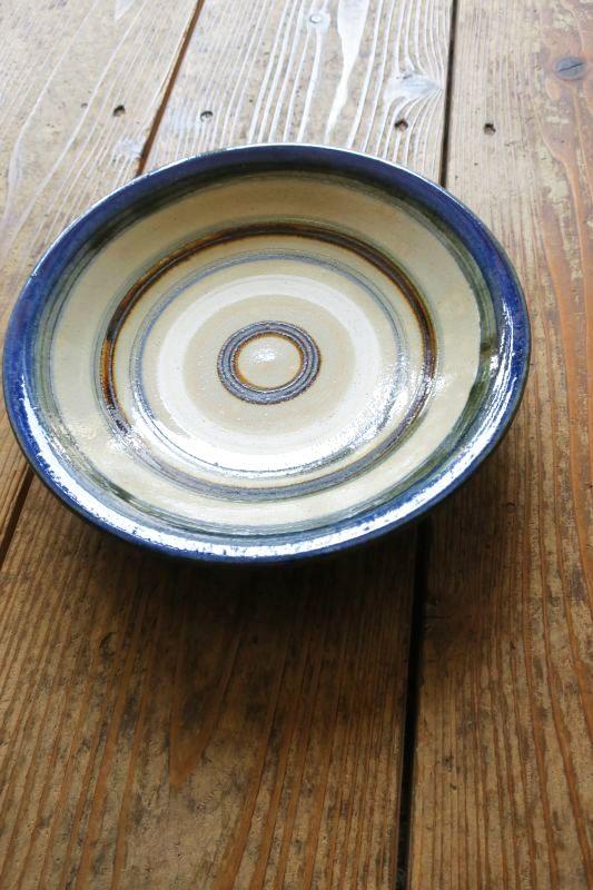 画像1: 風香原 8寸皿 4