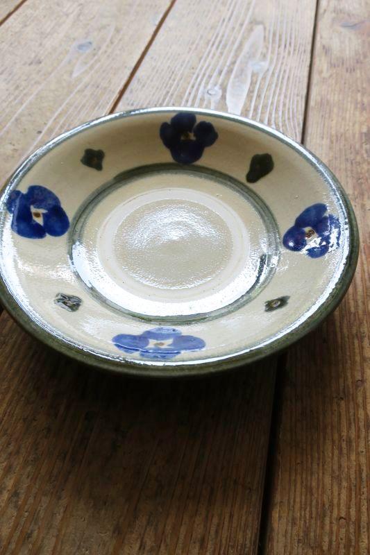 画像1: 風香原 8寸皿 2