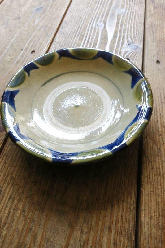 画像1: 風香原 7寸皿 3