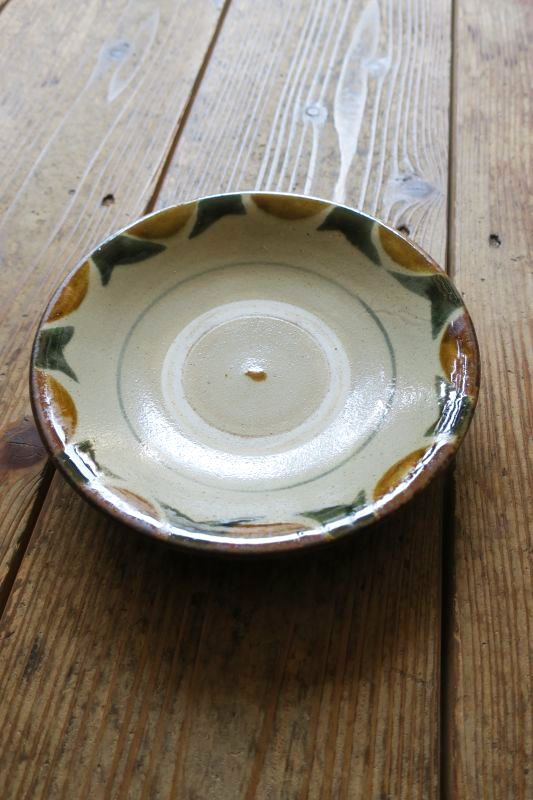 画像1: 風香原 7寸皿 4
