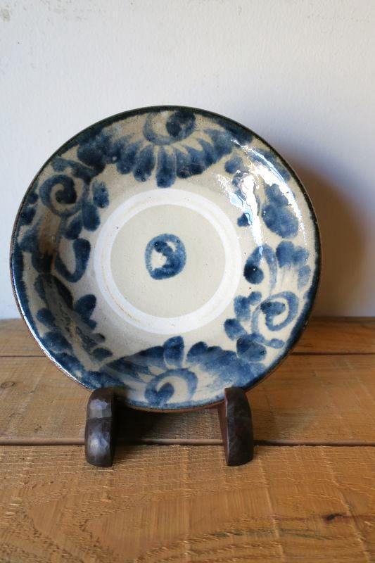画像1: なかどまり工房 7寸皿